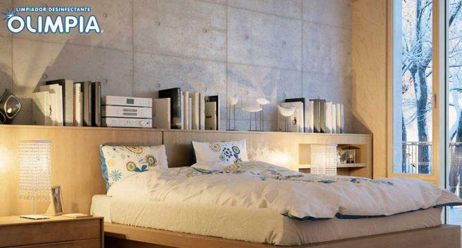 ¿Quieres un dormitorio cálido y acogedor?