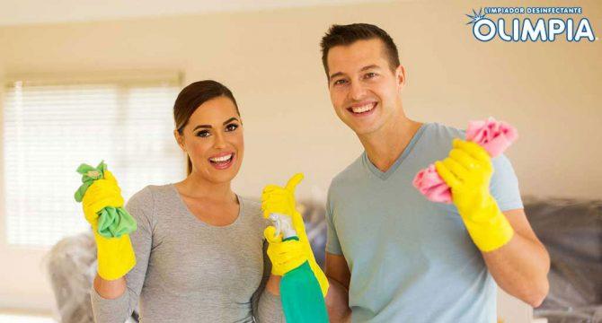 Tu casa limpia en 20 minutos