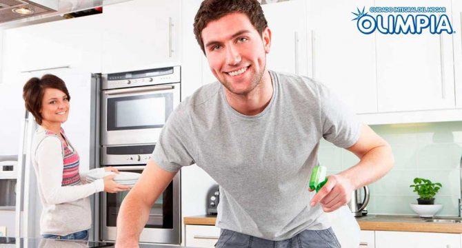 ¿Cómo limpiar tus superficies?