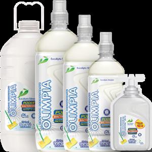 Olimpia Desinfectante: Eucalipto Silvestre - Olimpia
