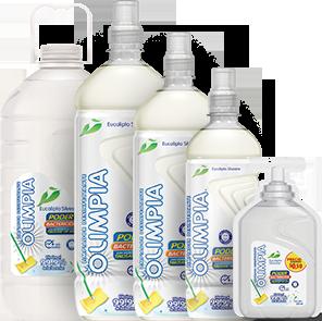 Olimpia Desinfectante Eucalipto Silvestre: Poder Antibacterial - Olimpia