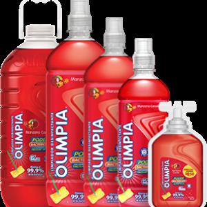 Olimpia Desinfectante: Producto Manzana Canela - Olimpia