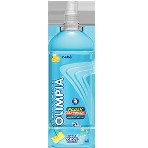 Olimpia Desinfectante Bebé | Olimpia Ecuador