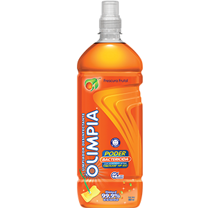 Olimpia Desinfectante Frescura Frutal: Poder Antibacterial - Olimpia