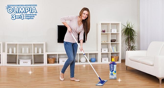 ¿Cómo limpiar correctamente el piso?