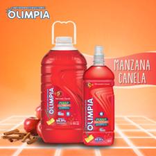 Olimpia Manzana Canela