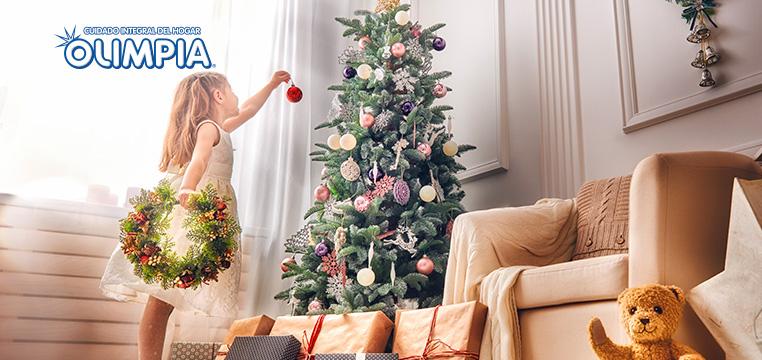 Vienen las festividades, ¿Cómo quieres decorar tu casa? - Olimpia
