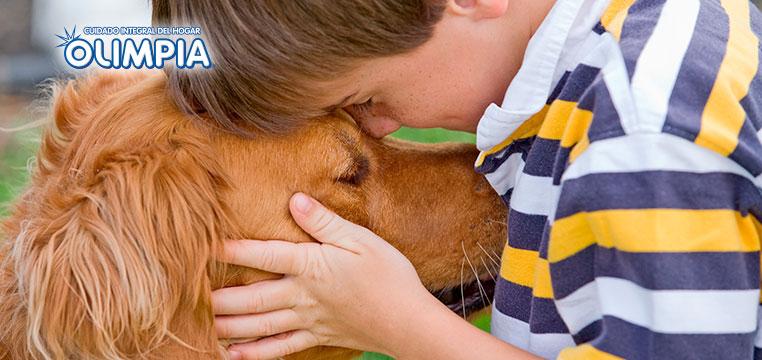 En tus hijos la cultura de cuidado y limpieza de tus mascotas - Olimpia