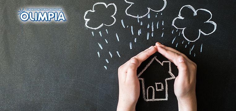 Consejos: Prepara tu casa para el invierno - Olimpia