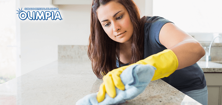 Consejos para mantener limpio tu hogar en época de lluvia - Olimpia
